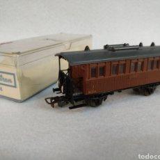 Trenes Escala: VAGÓN ELECTROTREN H0, 1504. Lote 262627195