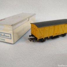 Trenes Escala: VAGÓN ELECTROTREN, 1300, H0. Lote 262686375