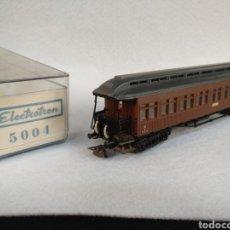 Trenes Escala: VAGÓN ELECTROTREN, 5004, H0. Lote 262687460