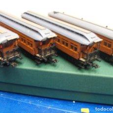 Trenes Escala: ELECTROTREN MZA 4 VAGONES MADRID ARANJUEZ. Lote 263201470