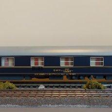 Trenes Escala: ELECTROTREN (ALTAYA) H0 COCHE CAMAS TIPO T2 EX WL36X-5419, DE RENFE, S/R (PARA MANITAS).. Lote 263205990
