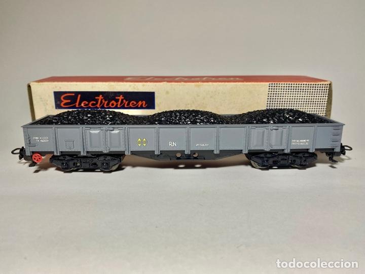 Trenes Escala: Electrotren 5152 Vagón Renfe con carga de carbón a - Foto 3 - 264264100