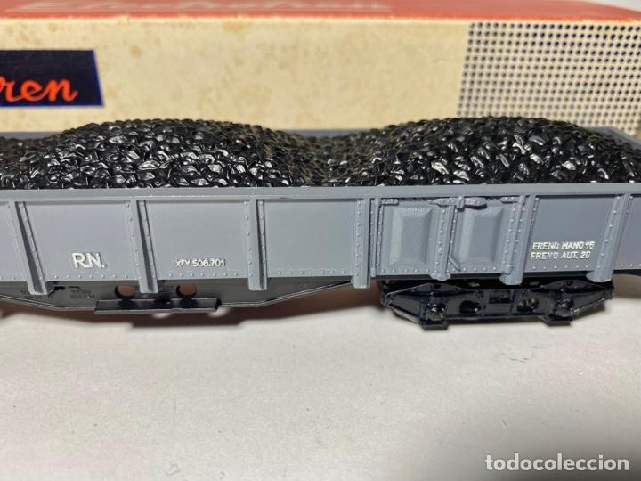 Trenes Escala: Electrotren 5152 Vagón Renfe con carga de carbón a - Foto 4 - 264264100