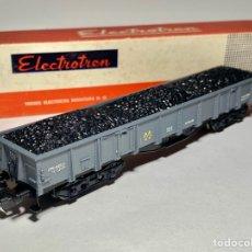 Trenes Escala: ELECTROTREN 5152 VAGÓN RENFE CON CARGA DE CARBÓN A. Lote 264264100