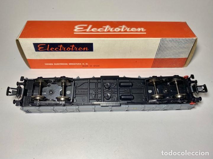 Trenes Escala: Electrotren 5152 Vagón Renfe con carga de carbón b - Foto 5 - 264264868