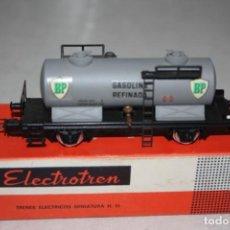 Trenes Escala: ANTIGUO VAGÓN DE ELECTROTREN EN SU CAJA.. Lote 265408589