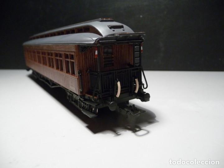 "Trenes Escala: PACK 2 COCHES ""COSTA"" 2ª CLASE RENFE SERIE ESPECIAL ALTAYA ELECTROTREN - Foto 6 - 265920658"
