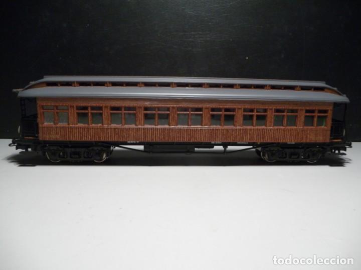 "Trenes Escala: PACK 2 COCHES ""COSTA"" 2ª CLASE RENFE SERIE ESPECIAL ALTAYA ELECTROTREN - Foto 7 - 265920658"