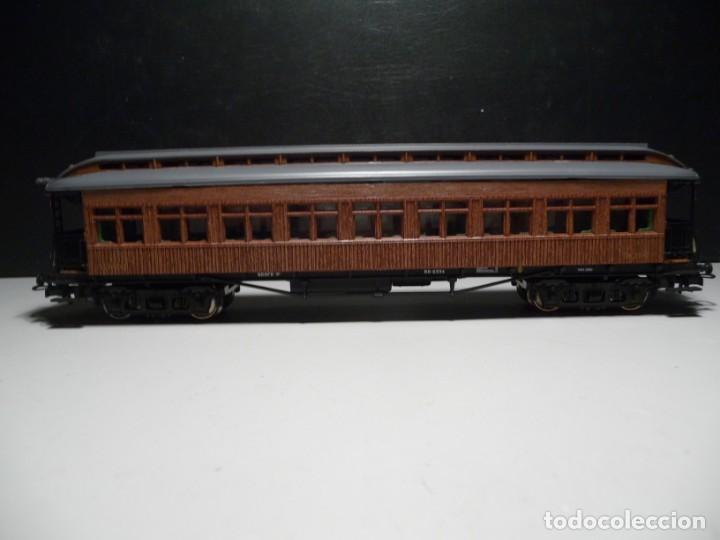 "Trenes Escala: PACK 2 COCHES ""COSTA"" 2ª CLASE RENFE SERIE ESPECIAL ALTAYA ELECTROTREN - Foto 8 - 265920658"