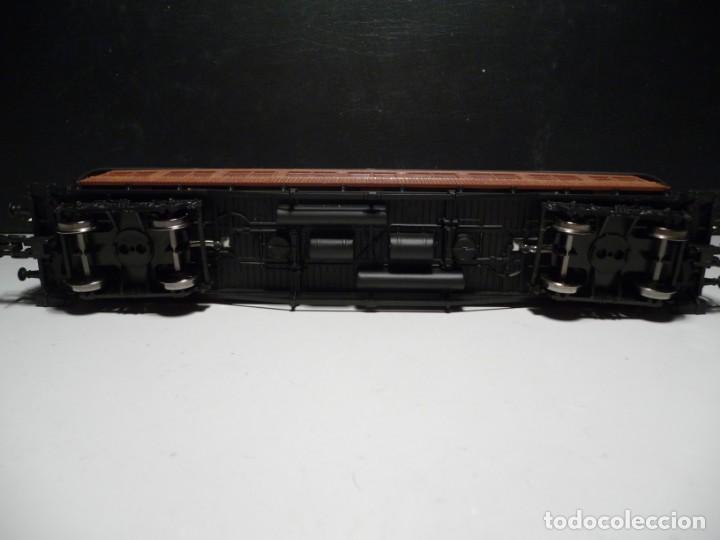 "Trenes Escala: PACK 2 COCHES ""COSTA"" 2ª CLASE RENFE SERIE ESPECIAL ALTAYA ELECTROTREN - Foto 10 - 265920658"
