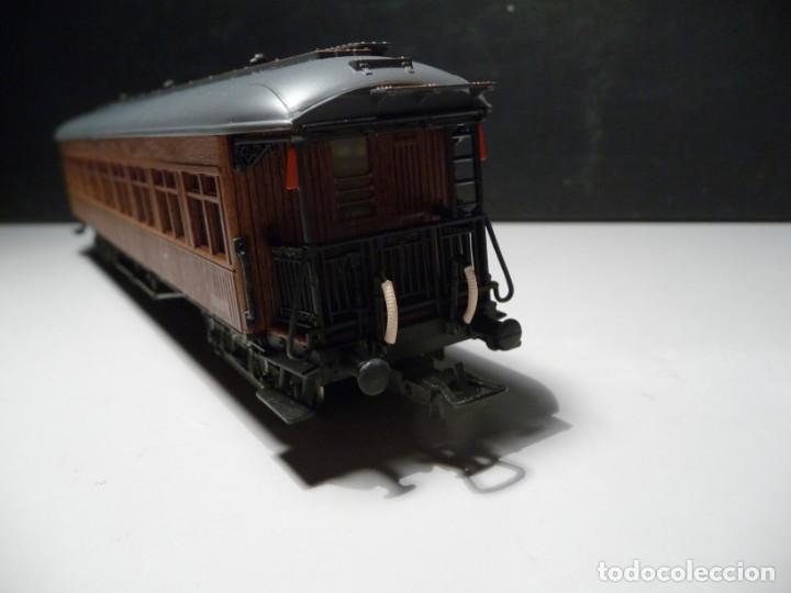 "Trenes Escala: PACK 2 COCHES ""COSTA"" 2ª CLASE RENFE SERIE ESPECIAL ALTAYA ELECTROTREN - Foto 12 - 265920658"