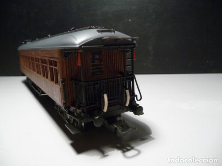 "Trenes Escala: PACK 2 COCHES ""COSTA"" 2ª CLASE RENFE SERIE ESPECIAL ALTAYA ELECTROTREN - Foto 13 - 265920658"