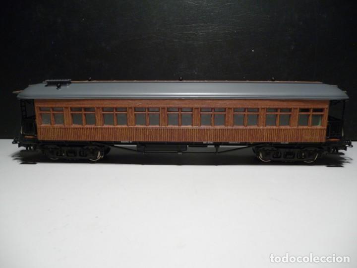 "Trenes Escala: PACK 2 COCHES ""COSTA"" 2ª CLASE RENFE SERIE ESPECIAL ALTAYA ELECTROTREN - Foto 14 - 265920658"