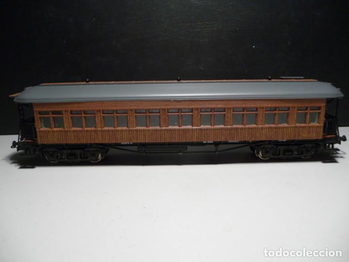 "Trenes Escala: PACK 2 COCHES ""COSTA"" 2ª CLASE RENFE SERIE ESPECIAL ALTAYA ELECTROTREN - Foto 15 - 265920658"