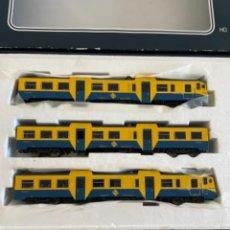 Trenes Escala: ELECTROTREN. HO. 3400D DIGITAL SONIDO RENFE 592. Lote 266218933