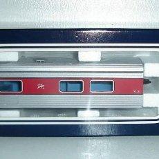 Trenes Escala: VAGON COCHE TALGO III CAFETERIA TC1 ELECTROTREN H0 REF 3313 LOTE 2. Lote 266597648