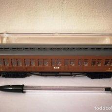 Trenes Escala: COCHE PASAJEROS ELECTROTREN - ESCALA H0 - MATARO ESPAÑA - TREN MZA. Lote 267297704