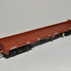 Trenes Escala: ELECTROTREN VAGÓN PLATAFORMA DB. Lote 267565554