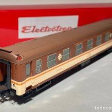 """Trenes Escala: ELECTROTREN 5051K COCHE MIXTO 1ª / CAFETERÍA RENFE AAR-5077 """"ESTRELLA"""". Lote 269070148"""