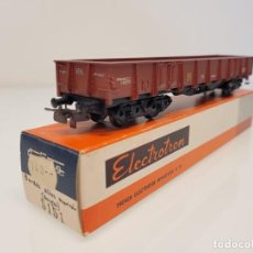 Trenes Escala: ELECTROTREN H0 5151- BORDES ALTOS ROJO RENFE. Lote 269238363