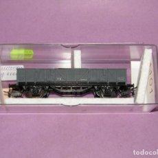 Trenes Escala: VAGÓN BORDE MEDIO EN ESCALA *H0* REF 1100 DE ELECTROTREN. Lote 271864563