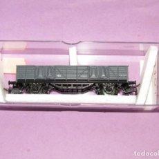 Trenes Escala: VAGÓN BORDE MEDIO EN ESCALA *H0* REF 1100 DE ELECTROTREN. Lote 271865068