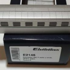 Trains Échelle: ELECTROTREN AUTOMOTOR ABJ RENFE REF: 2146 ESCALA H0 ANALOGICO. Lote 276097213