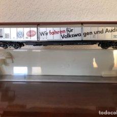 Trenes Escala: ELECTROTREN VAGÓN PUERTAS CORREDERAS HO NUEVO. Lote 277711198