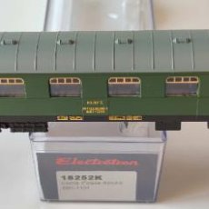 Trenes Escala: ELECTROTREN COCHE PASAJEROS REF: 18252 ESCALA H0. Lote 278533953