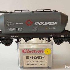 Comboios Escala: ELECTROTREN VAGON TOLVA TRANSFESA RENFE REF: 5405 ESCALA H0. Lote 278549883