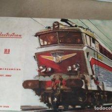 Trenes Escala: ELECTROTREN. Lote 283330413