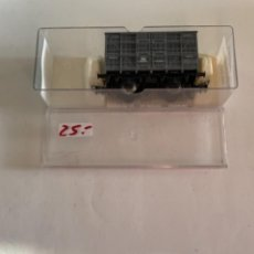 Trenes Escala: ELECTROTREN. HO. REF 1930B JAULA GANADO GRIS ANDALUCES. Lote 284644708