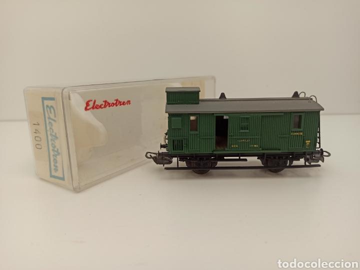 Trenes Escala: LOTE TREN ELECTROTREN H0 - Foto 16 - 285664928
