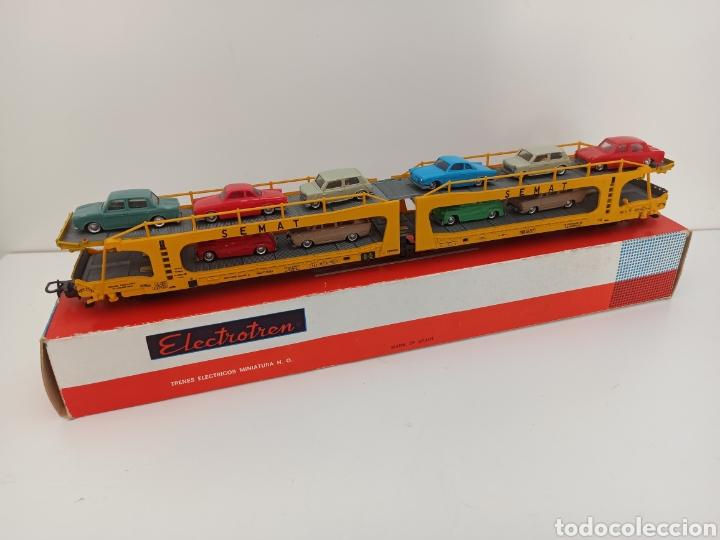 Trenes Escala: LOTE TREN ELECTROTREN H0 - Foto 24 - 285664928