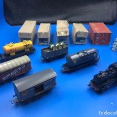 Trenes Escala: LOTE ELECTROTREN Y MARKLIN VER FOTOS. Lote 286443523