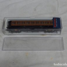 Trenes Escala: ANTIGUO VAGON DE TREN DE ELECTROTREN, ORIGINAL, EN SU CAJA. 1:87 HO. Lote 286449918