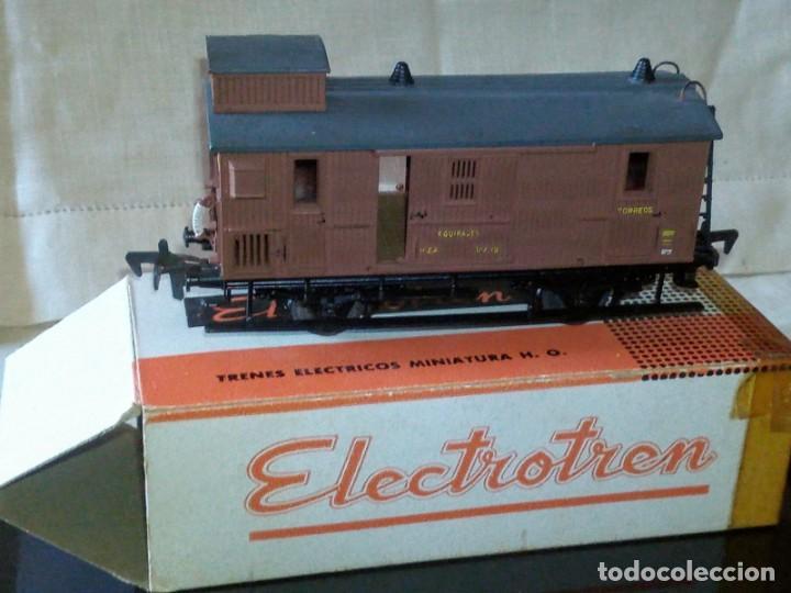 Trenes Escala: ~~~~ VAGÓN MERCANCIAS EN SU CAJA, ELECTROTREN ESCALA H0~~~~ - Foto 4 - 287039023