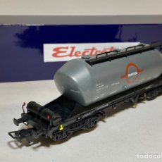 "Trenes Escala: ELECTROTREN VAGÓN TOLVA CEMENTO ""TRANSFESA"" B. Lote 287376573"