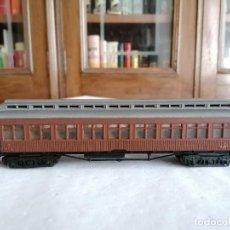 Trenes Escala: ELECTROTREN H0 5000 VAGÓN DE PASAJEROS COSTA MZA RENFE. Lote 287613448