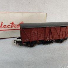 Trenes Escala: VAGÓN ELECTROTREN H0. Lote 288007698