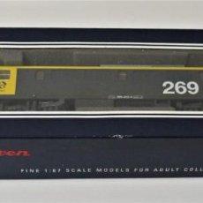 Trenes Escala: ELECTROTREN -LOCOMOTORA RENFE 269-242 AC PARA MARKLIN (REF. 2604 AC). Lote 289419788