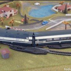 Trenes Escala: TREN TALGO PENDULAR 6 VAGONES ELECTROTREN H0. Lote 294758758