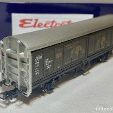 Trenes Escala: ELECTROTREN LC21010 / 1488K VAGÓN DB HBIS UPS. Lote 295824648