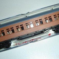 Trenes Escala: VAGON RENFE COSTA BB-2455 ELECTROTREN ESCALA HO REF 5049K. Lote 296901858