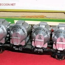 Trenes Escala: VAGON FLEISCHMANN H0. Lote 5082816