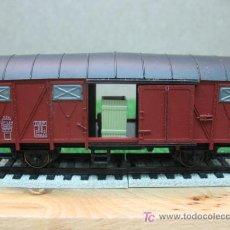 Trenes Escala: (FLEISCHMANN) REF: 1470 S --VAGON DE MERCANCIAS H0. Lote 20836033