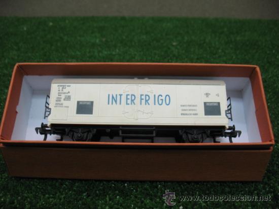FLEISCHMANN H0 - INTERFRIGO - (Juguetes - Trenes Escala H0 - Fleischmann H0)