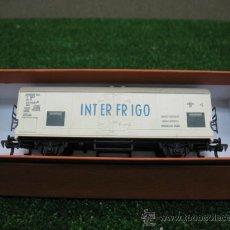 Trenes Escala: FLEISCHMANN H0 - INTERFRIGO -. Lote 23172169
