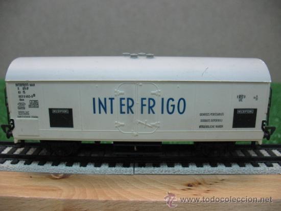 Trenes Escala: FLEISCHMANN H0 - INTERFRIGO - - Foto 2 - 23172169