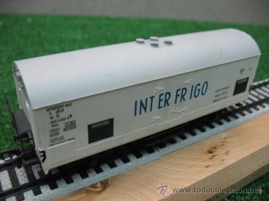 Trenes Escala: FLEISCHMANN H0 - INTERFRIGO - - Foto 3 - 23172169
